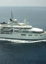 Paul Allen's $170 Million Superyacht Withdrawn from Auction