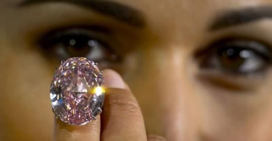 Sotheby's forced to take back huge pink diamond