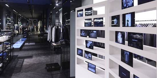 New Porsche Design Flagship Store in Milan