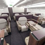 Qatar Airways A380 First Class Interior