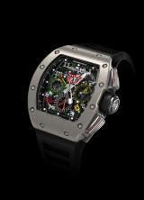 Richard Mille 11-02  Automatic Flyback Chronograph Dual Time Zone