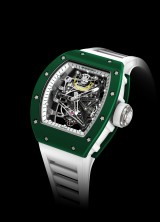 Richard Mille Limited Edition RM 38-01 G-Sensor Tourbillon Bubba Watson