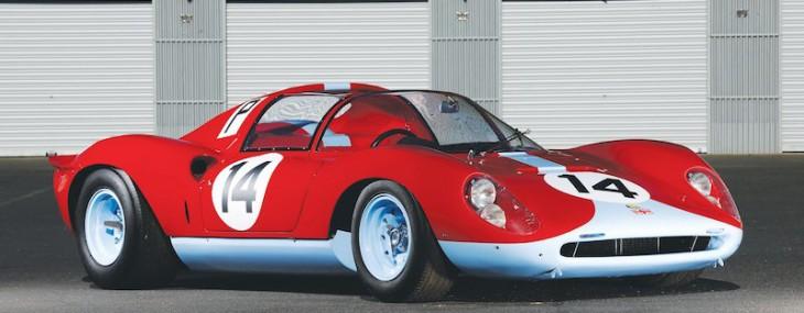 D'importantes voitures de compétition sont annoncées à la prochaine vente RM de Monaco