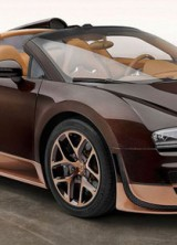 Rembrandt Bugatti Veyron Grand Sport Vitesse For Geneva Motor Show