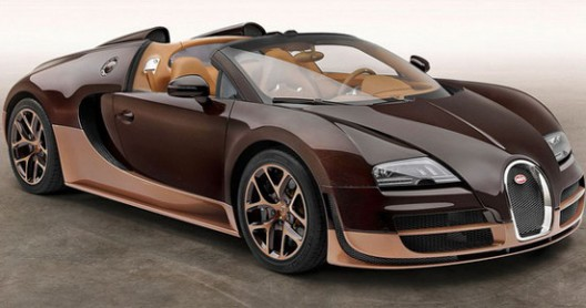 rembrandt bugatti veyron grand sport vitesse for geneva motor show extravag. Black Bedroom Furniture Sets. Home Design Ideas