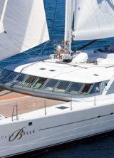 Enjoy Richard Branson's Necker Belle Catamaran Before Sells