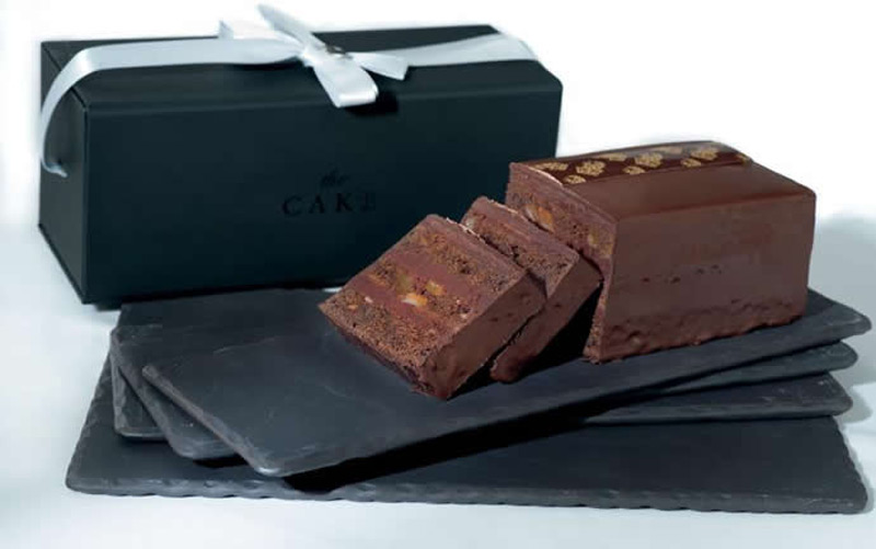 Ritz-Carlton's ultimate indulgence is its new Chocolate cake, 'The Cake'