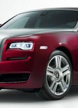 Rolls-Royce Ghost Series II At Geneva Motor Show