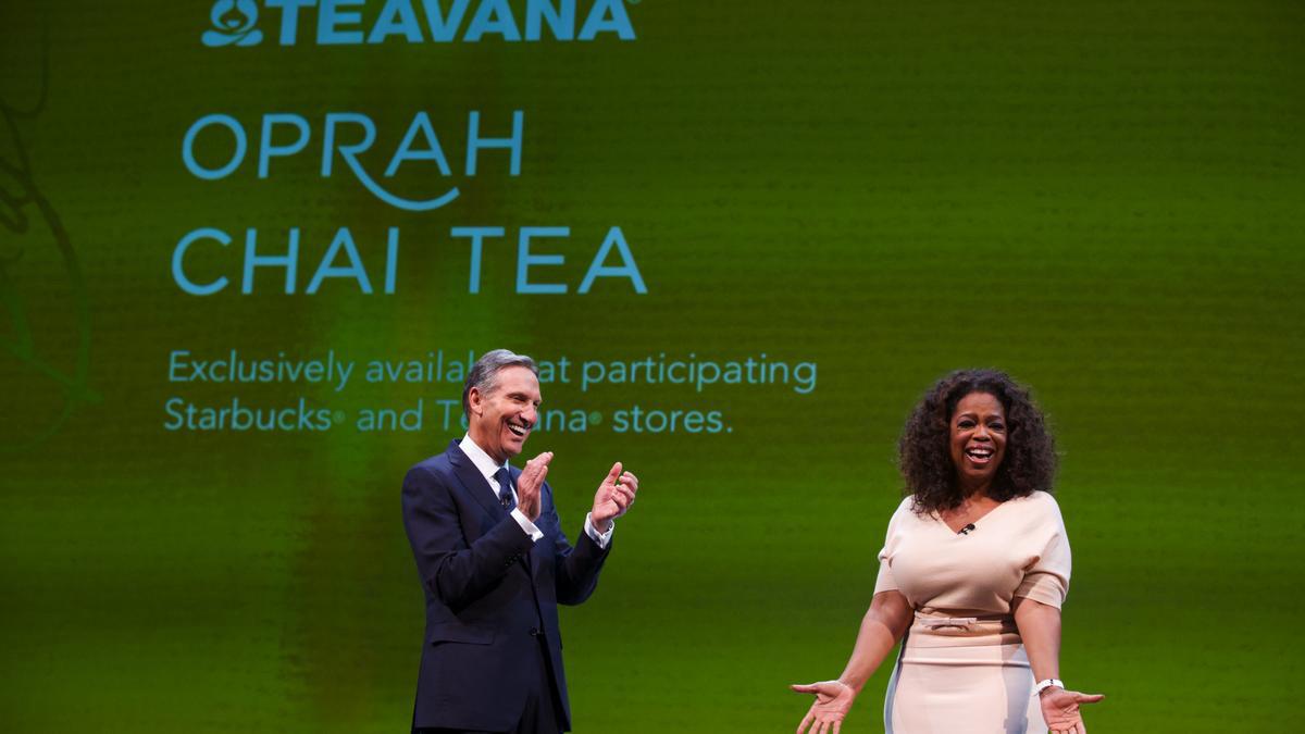 how to prepare oprah chai tea