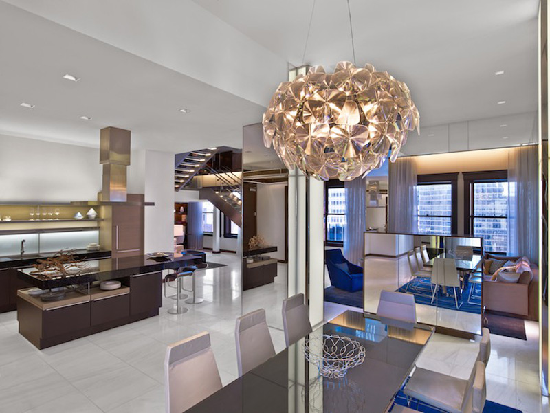 Three New Penthouses At The Joule Hotel Dallas After