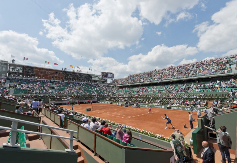 French Open Tennis Package offered by Shangri-La Hotel, Paris