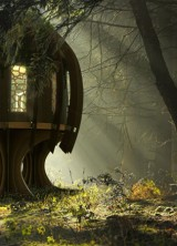 Quiet Treehouse Complete with State of the Art Sound Engineering