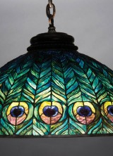 Spectacular Tiffany Studios Treasures from Japan's Esteemed Garden Museum at Michaan's Auctions