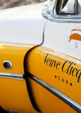 Drink Champagne and Drive in Safety and Style Thanks to Veuve Clicquot Cab