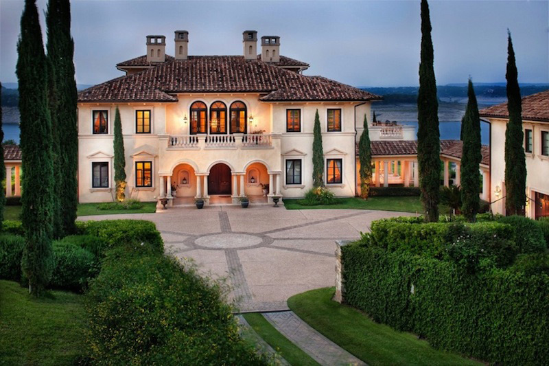 $12,5 Million La Rotunda Estate on Lake Travis