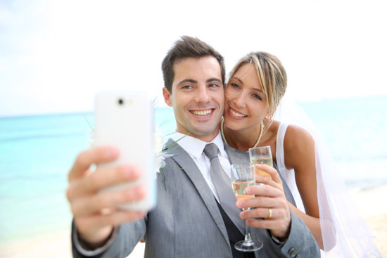 Hire a 'social media wedding concierge ' for $3000