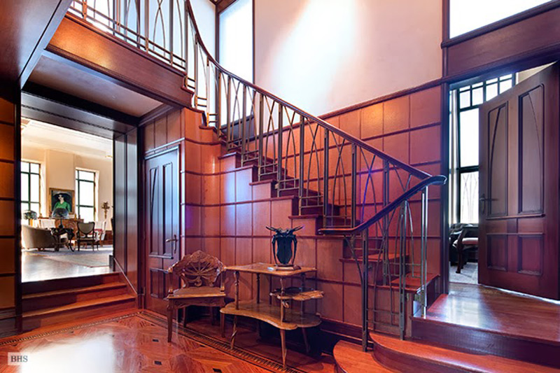 The Old W.R. Hearst Penthouse in NYC Officially Lists for $38 Million