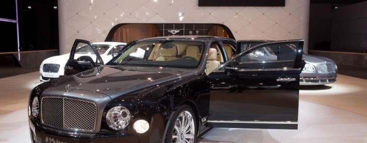 "LUXURY AUTOMOTIVES TO ""WOW"" AT WORLD LUXURY EXPO, JEDDAH"