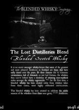 Blended Whisky Company's 'The Lost Distilleries Blend' – World's Best Blended Whisky