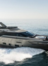 Zahraa Luxury Yacht –  Stylish Tecnomar Nadara 30 Vessel