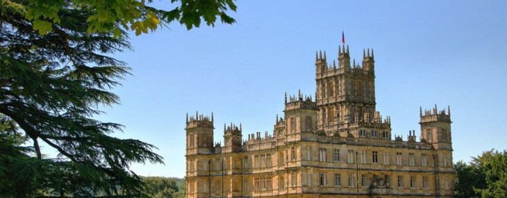 Visit the Real Downton Abbey with Zicasso