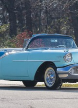 1957 Oldsmobile 98 Convertible at Aubutn Spring Auction