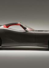 British Trident Iceni, Fastest Sports Car With A Diesel Engine