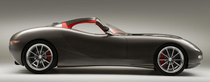 British Trident Iceni, Fastest Sports Car With A Diesel Engine