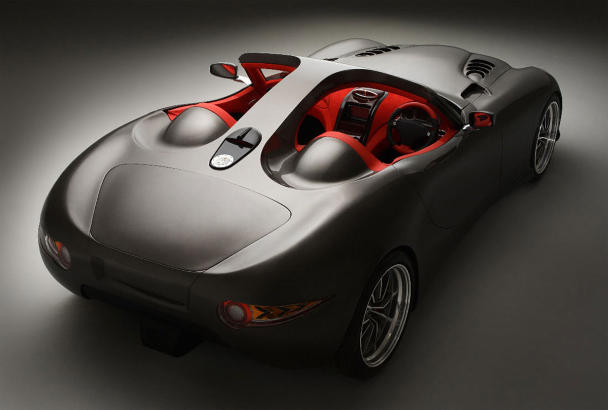 British Trident Iceni Fastest Sports Car With A Diesel