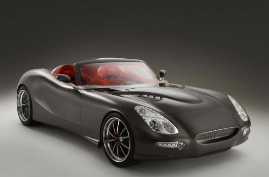 Diesel-Powered Trident Iceni Sports Car Tops 190 Miles Per Hour