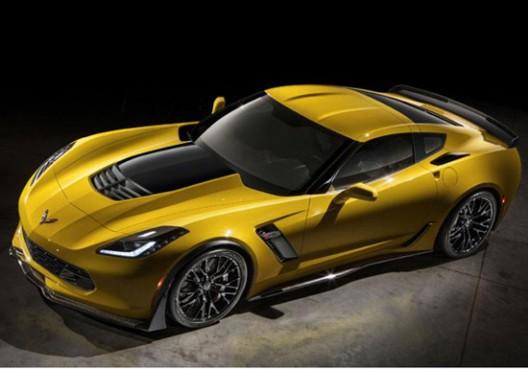 2015 Chevrolet Corvette Z06 Coupe Sold For $1Million
