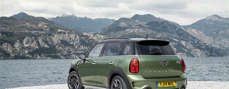 New 2015 Mini Countryman at New York Motor Show
