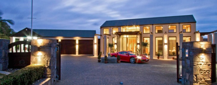 22 Tudor Park - Magnificent Contemporary New Zealand Estate on Sale