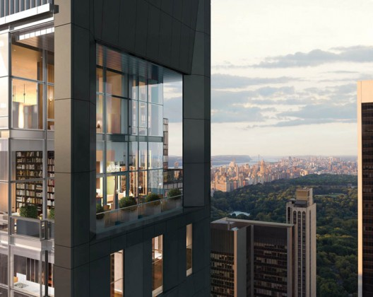 $60 Million Penthouse - Part of Midtown's Baccarat Hotel and Residences