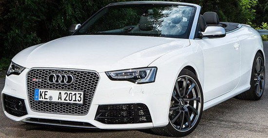 New ABT Audi RS5 Cabrio For Sunny Days