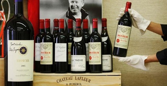 Alex Ferguson's Wine Collection Worth $5 Million on Sale