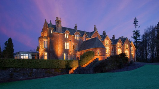 Andy Murray's Hotel in Scotland Opened Its Doors