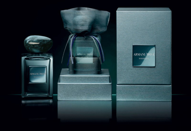 Giorgio Armani's Armani/Privé Fragrance Collection