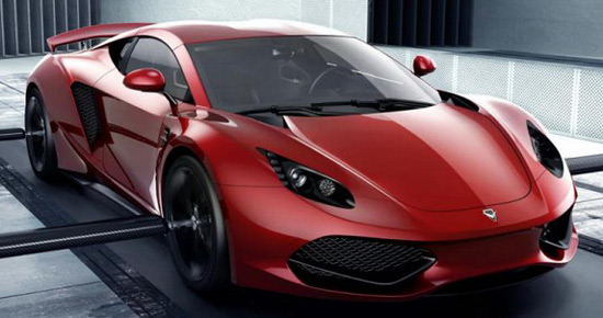 Arrinera Hussarya, New Sportscar From Poland