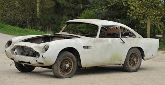 The Cheapest And Yet The Most Famous Aston Martin In The World