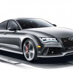 Audi RS7 Sportback Dynamic Edition at New York Motor Show