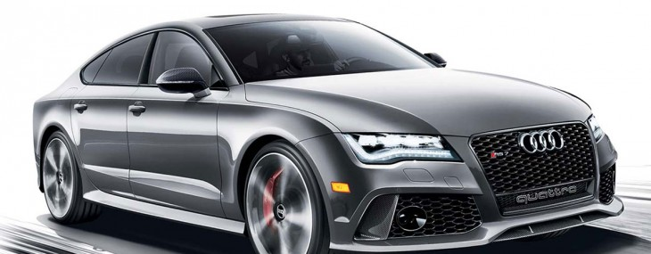 Visitors of the upcoming Motor Show in New York will be able to see a special edition model of Audi RS7 Sportback.