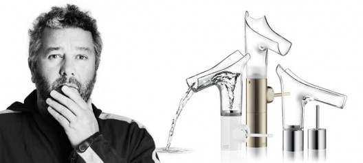 Axor Starck V is the coolest faucet you have ever seen