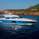 Azimut Yachts At The Singapore Yacht Show