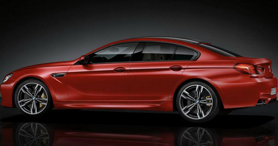 BMW Individual has prepared another interesting model, and it is a unique copy of the M6 Gran Coupé