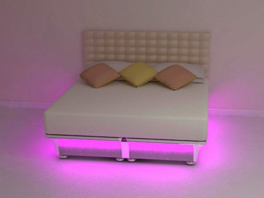 Balluga A Smart Bed With Climate Control And Wi-Fi