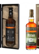 BenRiach Released Four New Limited Edition Expressions