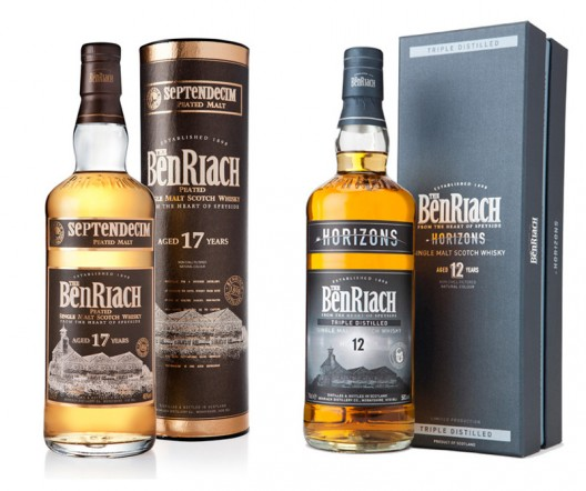 The BenRiach Distillery Debuts Four Limited-Release Single Malt Whisky Batches
