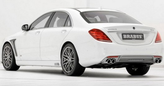 New Brabus Mercedes S500 B50