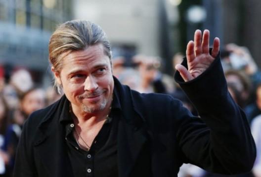 Win A Dinner With Brad Pitt